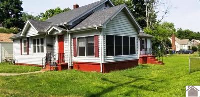 Murray Single Family Home Contract Recd - See Rmrks: 107 S 14th St