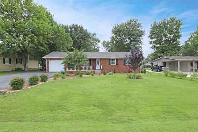 Paducah Single Family Home For Sale: 6765 Greenfield Drive