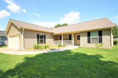 McCracken County Single Family Home Contract Recd - See Rmrks: 1850 Debby Drive