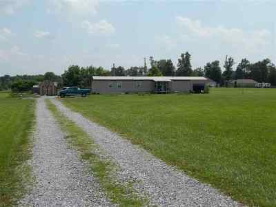 Benton KY Manufactured Home For Sale: $69,900