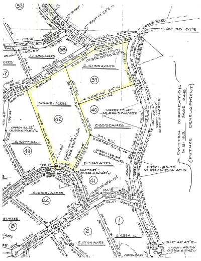 Residential Lots & Land For Sale: 42 Wagonwheel