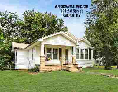 Paducah Single Family Home For Sale: 1912 C Street