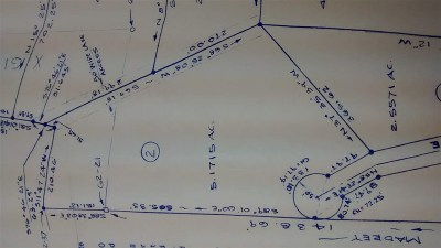 Calloway County, Livingston County, Lyon County, Marshall County, Trigg County, Tennessee County, Henry County Residential Lots & Land For Sale: 2 Baywood Lane