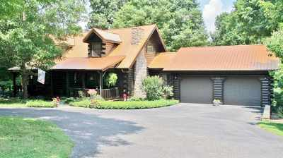 Single Family Home For Sale: 53 Log Cabin Dr