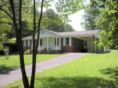 Cadiz Single Family Home For Sale: 411 Cumberland Dr