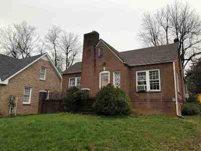 McCracken County Single Family Home Contract Recd - See Rmrks: 221 Forest Circle