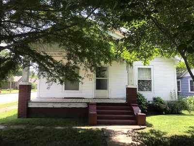 McCracken County Single Family Home For Sale: 1600 Martin Luther King