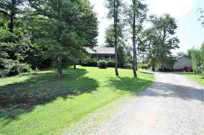 McCracken County Single Family Home For Sale: 3620 Lovelaceville Florence Station W