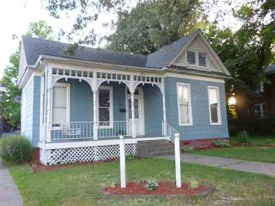 McCracken County Single Family Home For Sale: 301 N 6th St