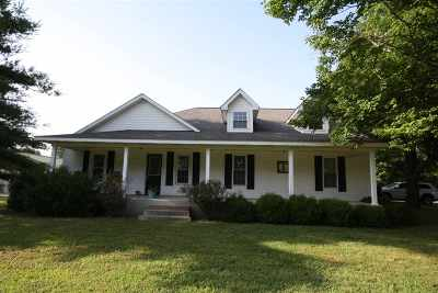 Marshall County Single Family Home For Sale: 6656 Symsonia Hwy