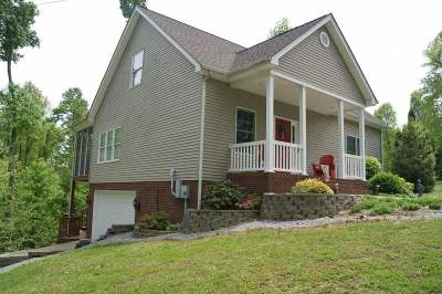 Eddyville Single Family Home For Sale: 193 Ridgewood Road
