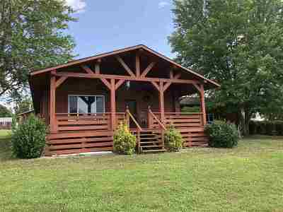 Calloway County, Marshall County, Henry County, Tennessee County Single Family Home For Sale: 548 Mermie