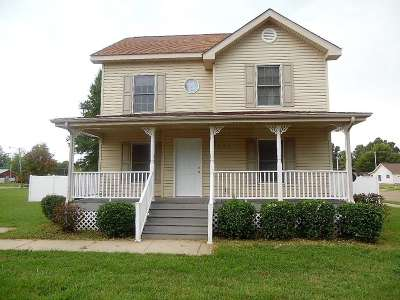 McCracken County Single Family Home Contract Recd - See Rmrks: 636 Ohio St.
