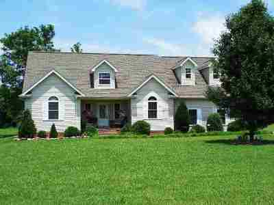 McCracken County Single Family Home For Sale: 2150 Spann Lane