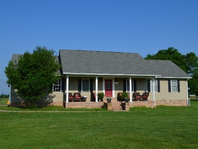 Calloway County Single Family Home For Sale: 1061 Short Road