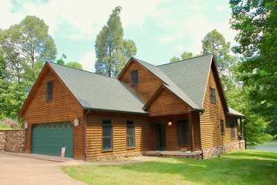 Lyon County, Trigg County Single Family Home For Sale: 122 Whispering Hills