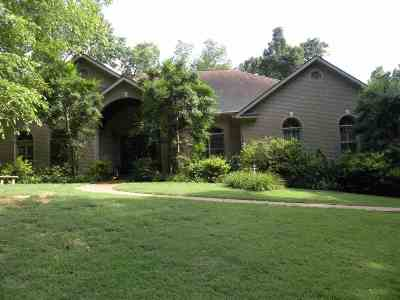 Lyon County, Trigg County Single Family Home For Sale: 350 Keel Road