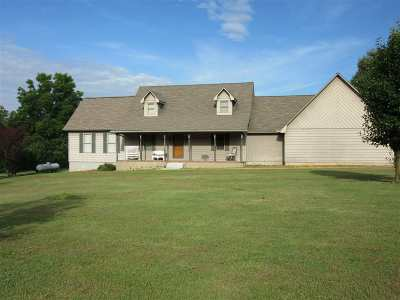 Mayfield Single Family Home Contract Recd - See Rmrks: 4185 Central Rd