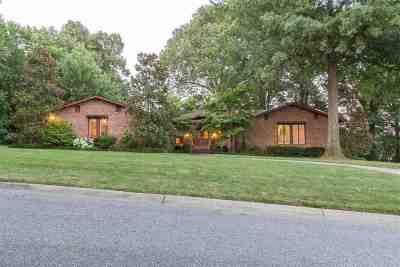 McCracken County Single Family Home For Sale: 1228 Mayfair Place