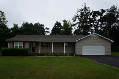 Murray KY Single Family Home For Sale: $139,900