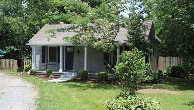 Murray KY Single Family Home For Sale: $103,900