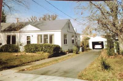 Murray KY Single Family Home For Sale: $79,900