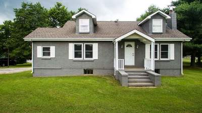 McCracken County Single Family Home For Sale: 4245 Old Hwy 45 South