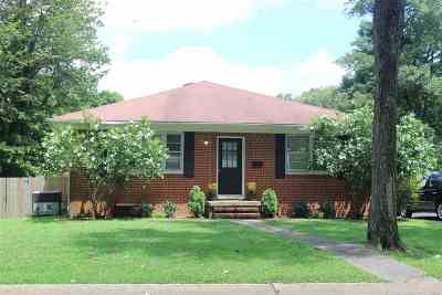 Calloway County, Marshall County Single Family Home For Sale: 400 N 8th