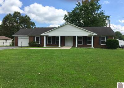 Calloway County, Marshall County Single Family Home For Sale: 210 E 18th St.