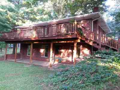 Lyon County, Trigg County Single Family Home For Sale: 171 Harbor Drive
