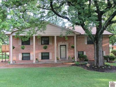McCracken County Single Family Home For Sale: 27 Margaret Ct