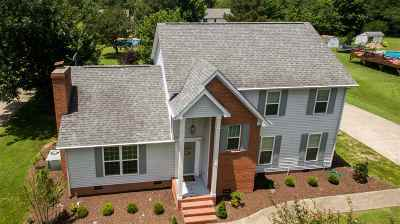 Paducah Single Family Home For Sale: 3625 N Brian Drive