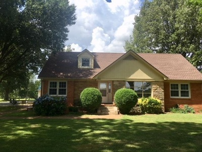Murray Single Family Home For Sale: 332 Jones Sparkman