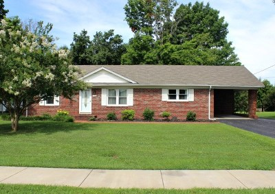 Calloway County Single Family Home For Sale: 312 S 13th Street