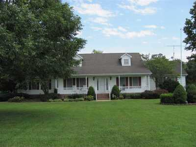 Graves County Single Family Home For Sale: 515 Elderberry