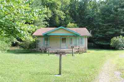 Eddyville Single Family Home For Sale: 1838 State Route 293
