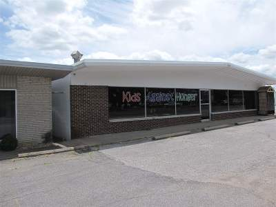 Benton KY Commercial Contract Recd - See Rmrks: $329,000