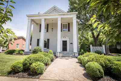 Paducah Single Family Home For Sale: 1910 Jefferson Street
