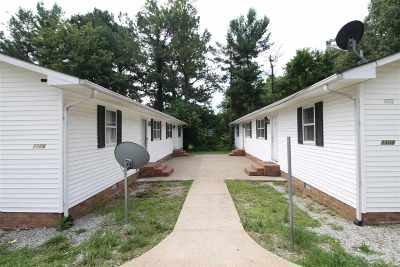 Mayfield Multi Family Home Contract Recd - See Rmrks: 1106-1111 Hutchins Drive