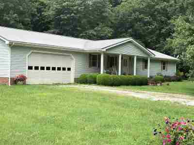 Marshall County Single Family Home Contract Recd - See Rmrks: 911 Olive Creek Rd