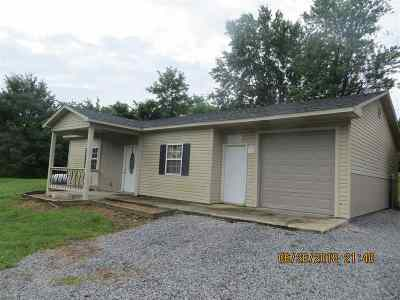 Ballard County Single Family Home For Sale: 524 Liberty Rd.