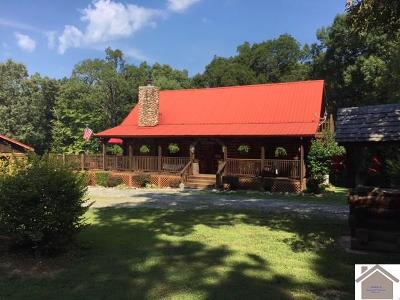 Marshall County Single Family Home Contract Recd - See Rmrks: 120 Caribou Road