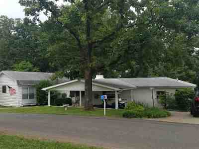 Benton Single Family Home For Sale: 256 Lake Dr