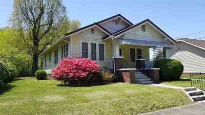 McCracken County Single Family Home Contract Recd - See Rmrks: 325 S 21st