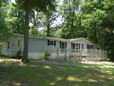 Gilbertsville Manufactured Home For Sale: 84 Daniels Drive