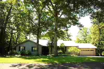Murray Single Family Home For Sale: 410 Oakcrest Dr