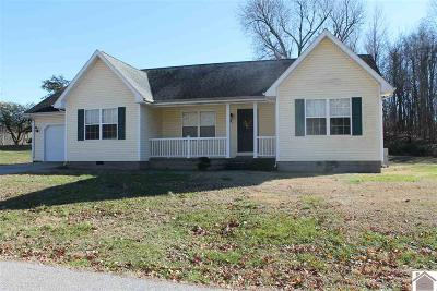Eddyville Single Family Home For Sale: 87 Pebble Creek Rd