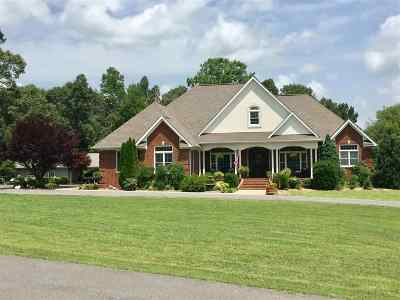 Benton Single Family Home Contract Recd - See Rmrks: 963 Cypress Rd.