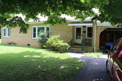 Calloway County Single Family Home For Sale: 207 S 13st