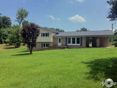 Paducah Single Family Home For Sale: 950 E Lovelaceville Florence Station